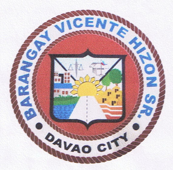 barangay vicente hizon sr official website logo and anthem